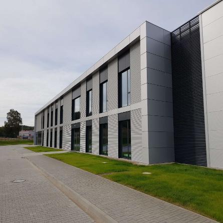 hale magazynowe i przemysłowe